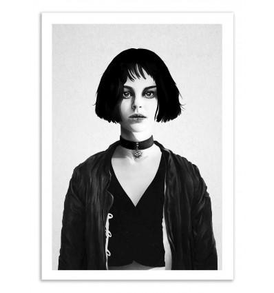 Art-Poster 50 x 70 cm - Mathilda - Ruben Ireland