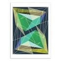 Art-Poster - Colorblock 2 - Susana Paz