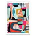 Art-Poster - Colorshot - Susana Paz