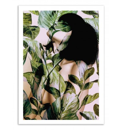 Art-Poster 50 x 70 cm - In bloom - Andreas Lie