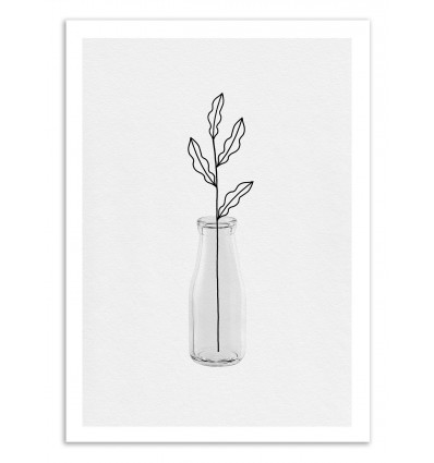 Art-Poster 50 x 70 cm - Flower still life Part 3 - Orara Studio