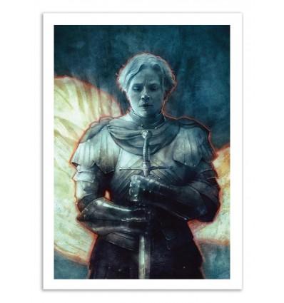 Art-Poster 50 x 70 cm - Brienne - Anna Dittmann