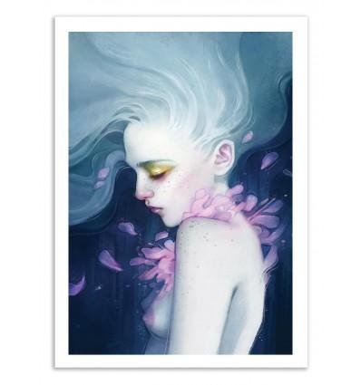 Art-Poster 50 x 70 cm - Displace - Anna Dittmann