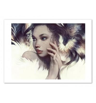 Art-Poster 50 x 70 cm - It - Anna Dittmann