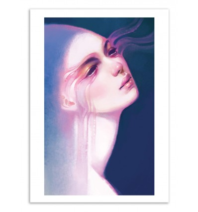 Art-Poster 50 x 70 cm - Optic - Anna Dittmann