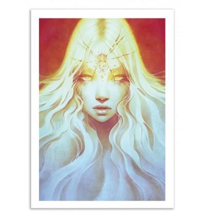Art-Poster 50 x 70 cm - Orb - Anna Dittmann