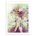 Art-Poster - Pond - Anna Dittmann
