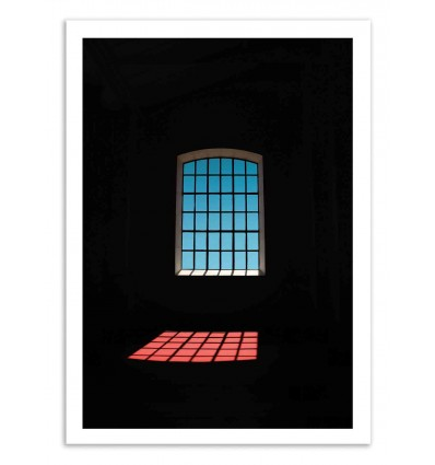 Art-Poster 50 x 70 cm - In jail - Marcus Cederberg