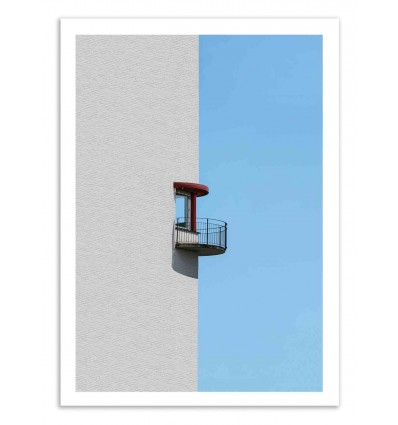 Art-Poster 50 x 70 cm - Romeo - Marcus Cederberg