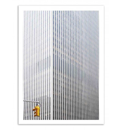Art-Poster 50 x 70 cm - New York - Marcus Cederberg