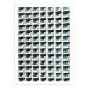 Art-Poster - Balconies - Marcus Cederberg