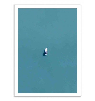 Art-Poster 50 x 70 cm - From above - Marcus Cederberg