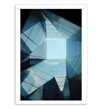 Art-Poster 50 x 70 cm - Diamond - Marcus Cederberg