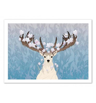 Art-Poster 50 x 70 cm - Nature - Noel del Mar