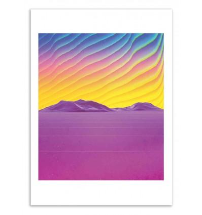 Art-Poster 50 x 70 cm - Subsonic - Shorsh