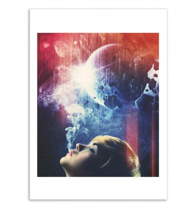 Art-Poster 50 x 70 cm - Genesis - Shorsh
