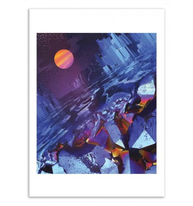 Art-Poster 50 x 70 cm - Mineralia - Shorsh