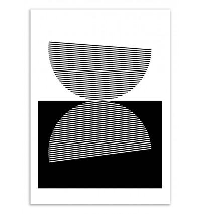Art-Poster 50 x 70 cm - Csaw - The Native State