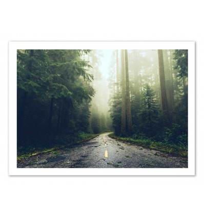 affiche d 39 art tableau poster de photographies de paysages de nature. Black Bedroom Furniture Sets. Home Design Ideas