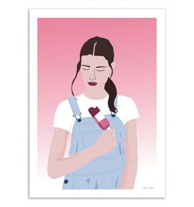 Art-Poster - Summer - Céleste Wallaert