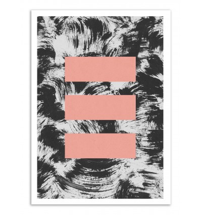 Art-Poster - Blocks - Leemo