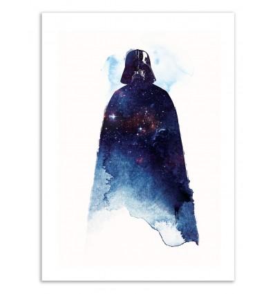 Art-Poster 50 x 70 cm - Lord of the Universe - Robert Farkas