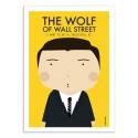 Art-Poster - The Wolf of Wall Street - Ninasilla