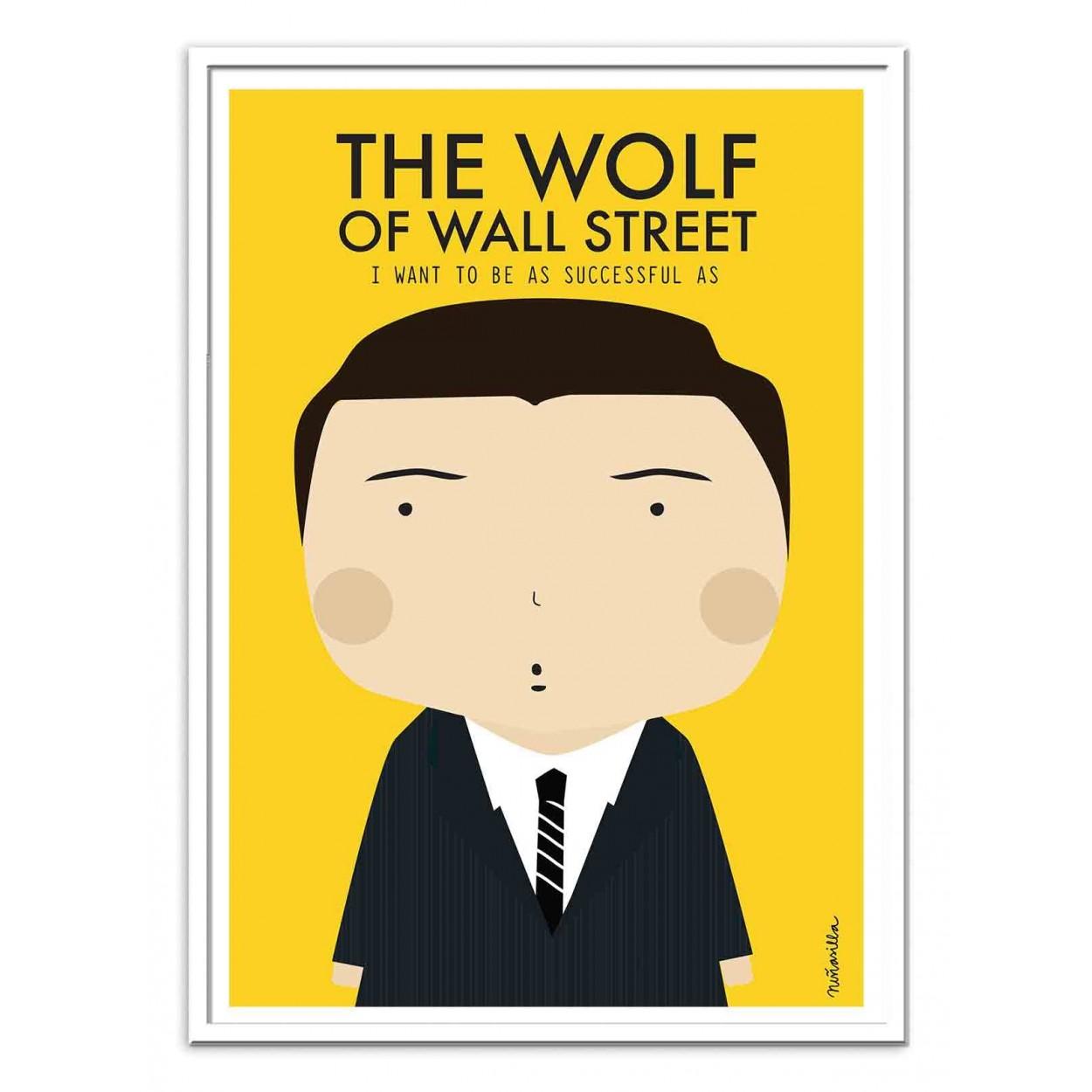 Exelent Wolf Of Wall Street Art Mold - Wall Decoration Ideas ...