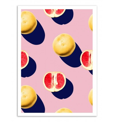 Art-Poster - Grapefruits - Leemo
