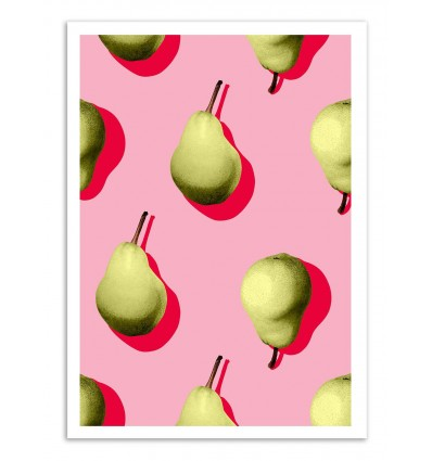 Art-Poster - Perry Fruits - Leemo
