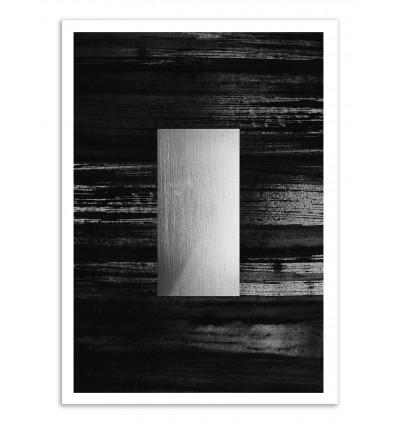 Art-Poster - Silver - Leemo