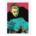 Art-Poster 50 x 70 cm - Terrifying Lover - Vee Ladwa