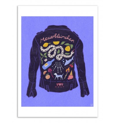 Art-Poster - Jacket - Laura O'Connor