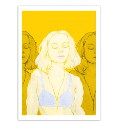 Art-Poster - Lemondrop - Laura O'Connor