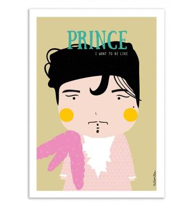 Art-Poster - Prince - Ninasilla