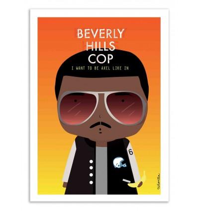 Art-Poster - Beverly Hills Cop - Ninasilla