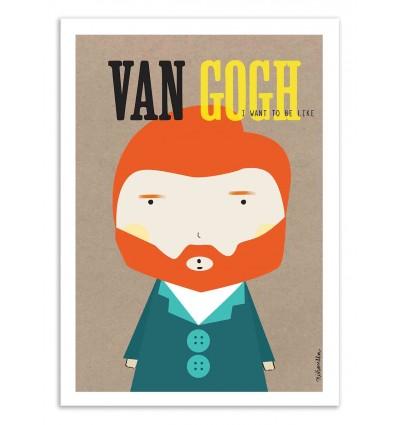Art-Poster - Van Gogh - Ninasilla