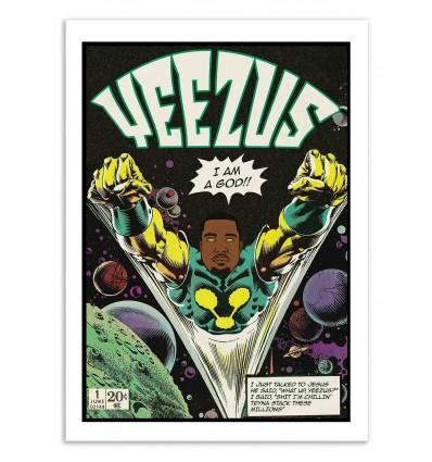Art-Poster - Yeezus Comics - David Redon