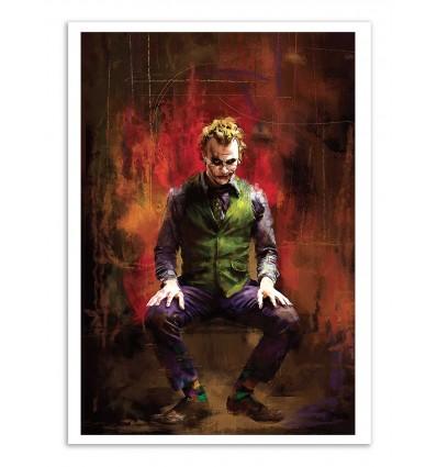 Art-Poster - Joker - Wisesnail