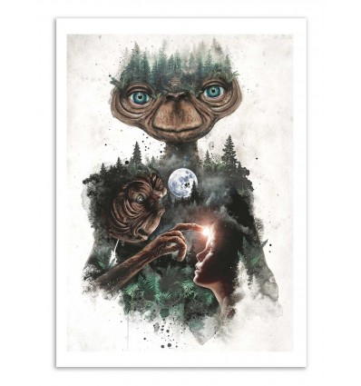 Art-Poster - ET - Barrett Biggers