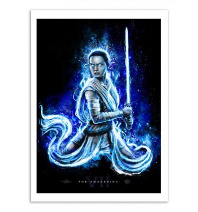 Art-Poster - Rey - Barrett Biggers