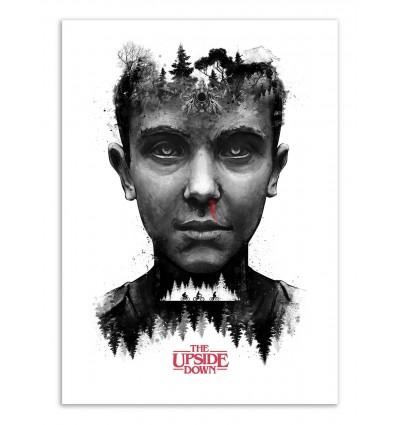 Art-Poster - Stranger Things - Barrett Biggers