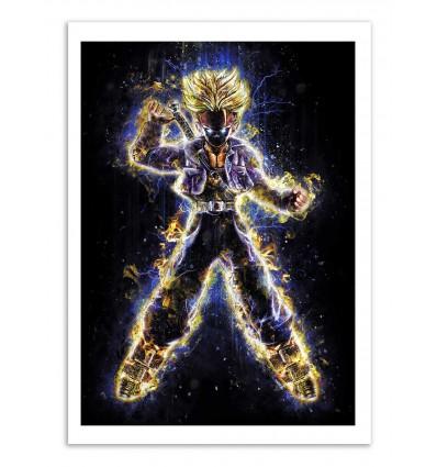 Art-Poster - S S Trunks - Barrett Biggers