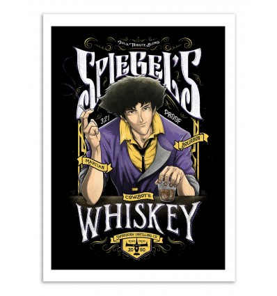 Art-Poster - Whiskey - Barrett Biggers
