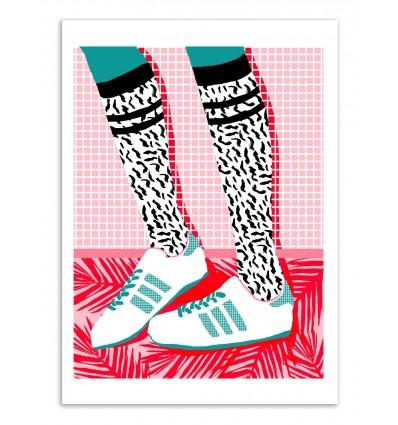 Art-Poster - Aiight - Wacka