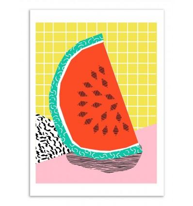 Art-Poster - Dyno - Wacka