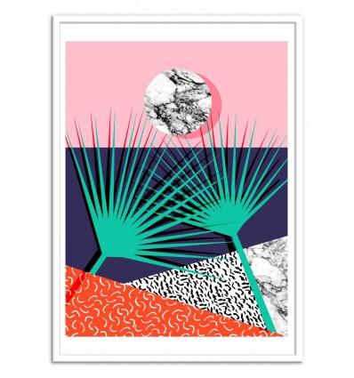 Art-Poster - Head Rush - Wacka