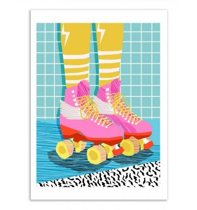 Art-Poster - The right stuff - Wacka
