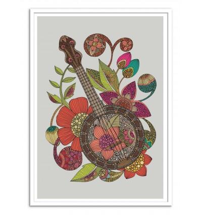 Art-Poster - Ever Banjo - Valentina Harper