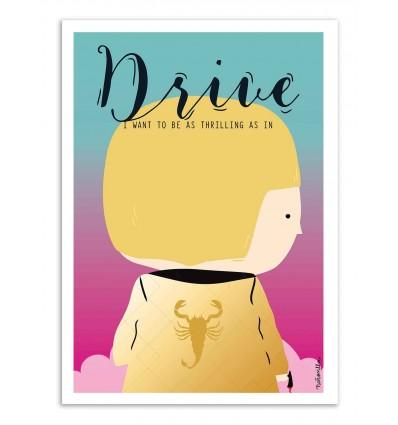 Art-Poster - Blade Runner - Ninasilla